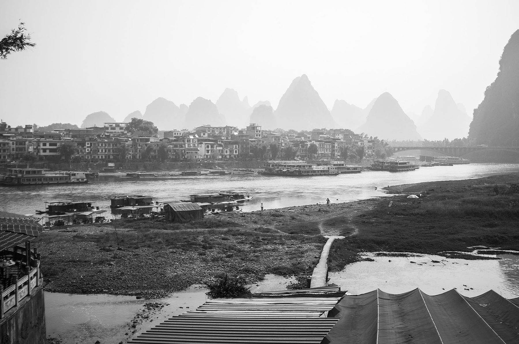 View on the River Li.