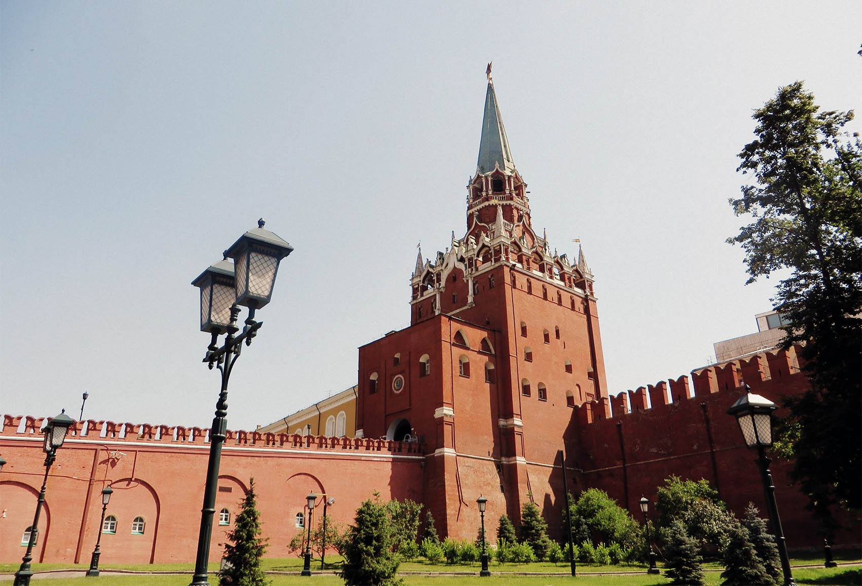 Kremlin. Photo: Anastasia Leonova