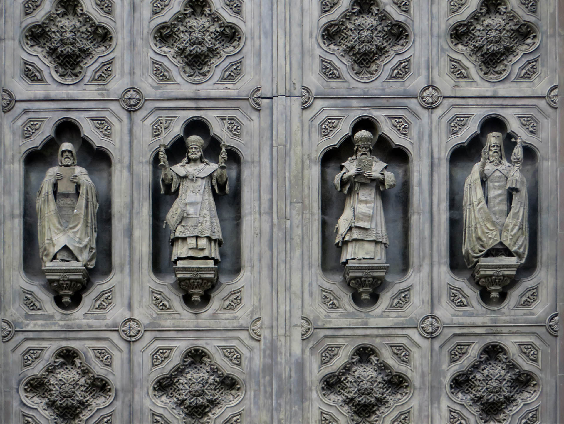 Doors of the Cathedral.