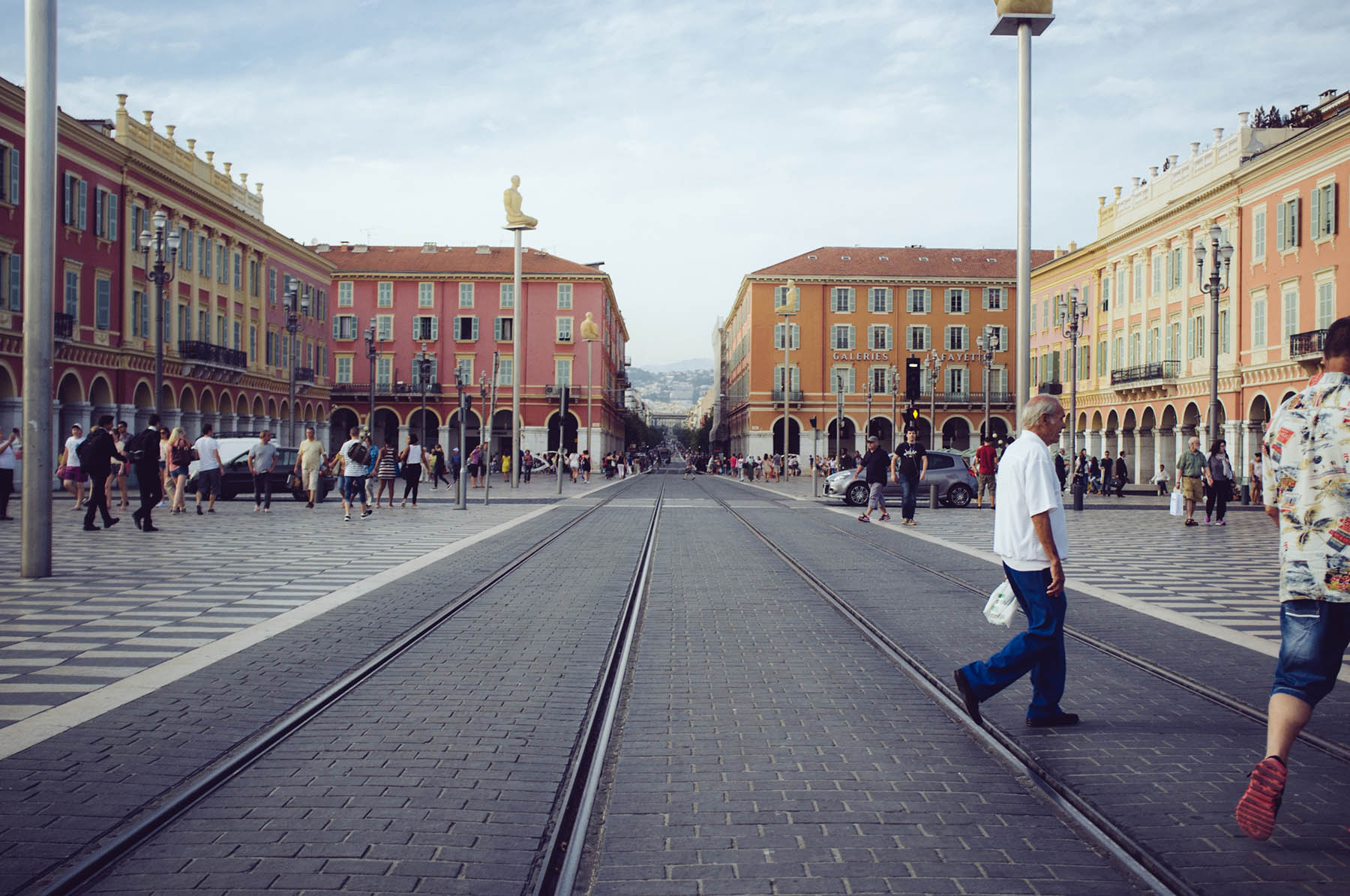 Place Masséna square.