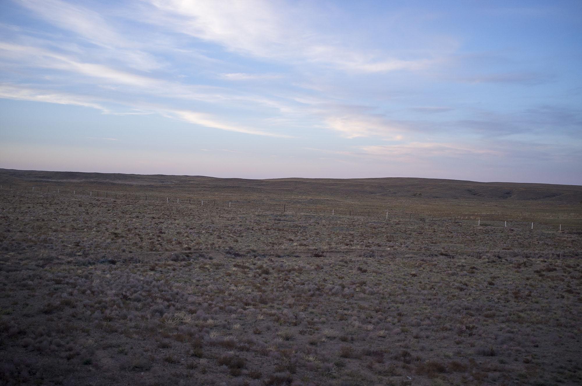 Gobi desert.