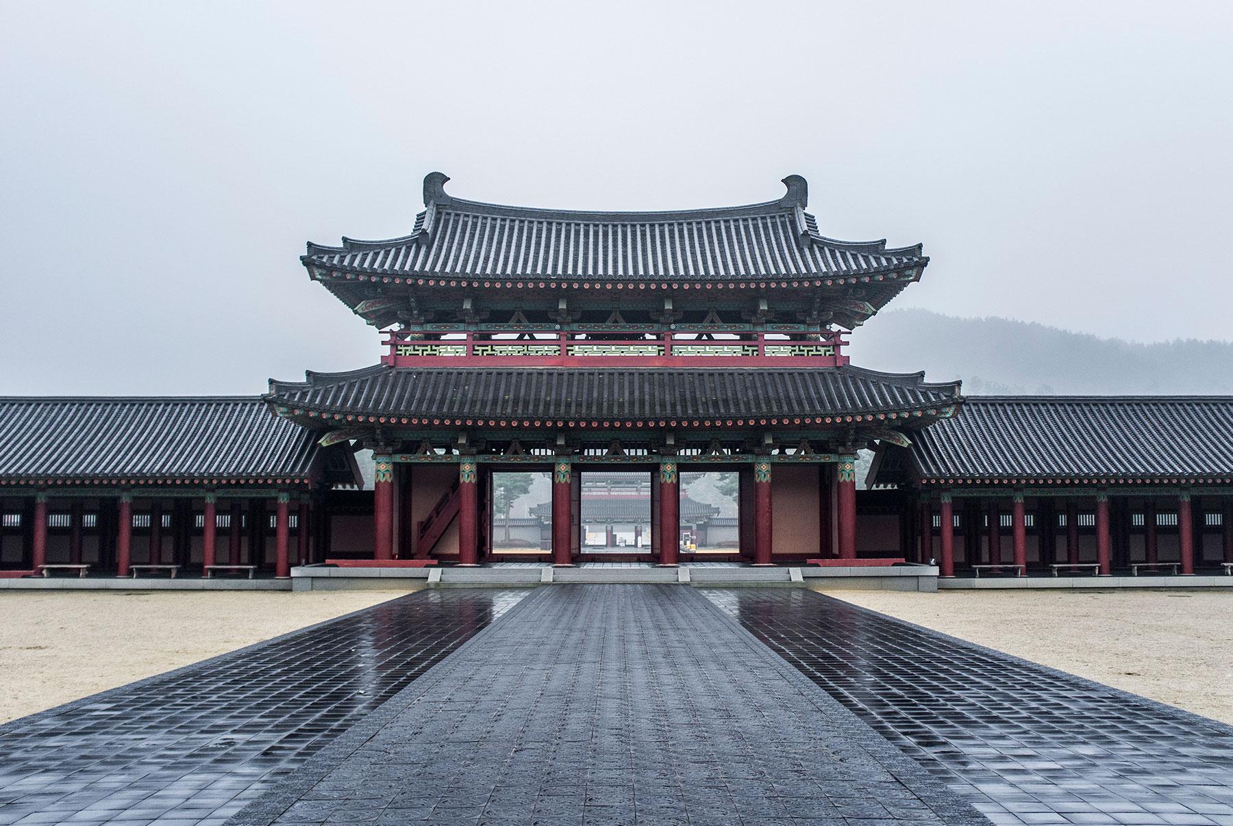 Sabigung Palace.